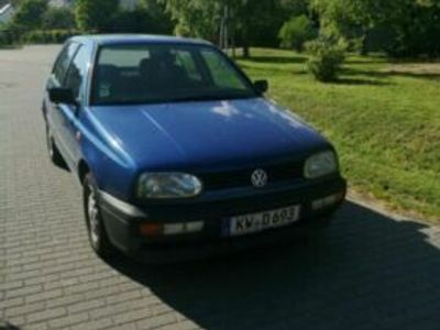 used VW Golf 1.6 CL