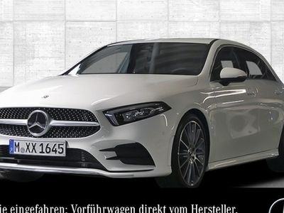 używany Mercedes A250 AMG LED Kamera PTS 7G-DCT Sitzh Sitzkomfort