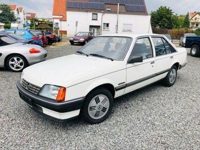 gebraucht Opel Rekord 2.0 Automatik *H-Zulassung *Nur 61TKM*TOP