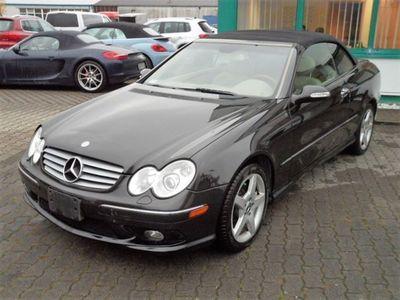 gebraucht Mercedes 500 Leder Bi-Xenon