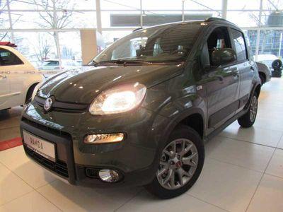 gebraucht Fiat Panda 4x4 0.9 WILD SITZHEIZUNG+PARKPILOT+ALLRAD