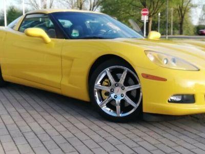 gebraucht Corvette C6 Sonderedition ZHZ