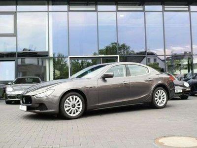 gebraucht Maserati Ghibli Diesel **TopZustand** 1-Hand..
