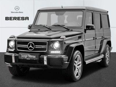 gebraucht Mercedes G63 AMG AMG Distronic Kamera Comand TV Tuner+