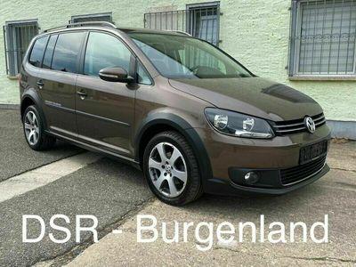 gebraucht VW Touran Cross Touran/ TÜV / Service Neu