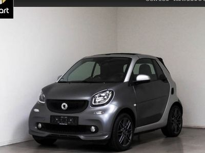 gebraucht Smart ForTwo Cabrio 66kW prime BRABUS DCT cool&Audio SHZ
