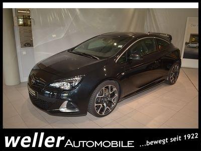 gebraucht Opel Astra 2.0 TURBO OPC Navi Parksensoren Sitzheizung