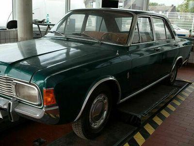 gebraucht Ford Taunus - 1969.2.3 V6. NUR 10 JAHRE ANGEMELDET