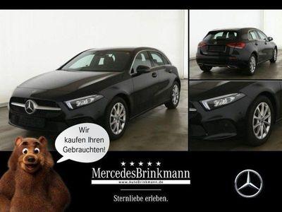 gebraucht Mercedes A180 d PROGRESSIVE/LED/NAVI/SHZ/MBUX Parktronic