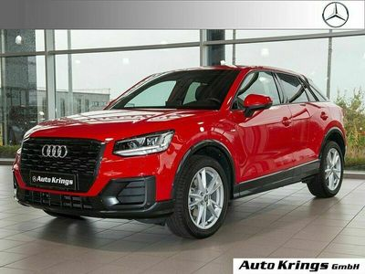 gebraucht Audi Q2 1.4 TFSI/S-line Sport-Paket/Kamera/LED/NAVi/