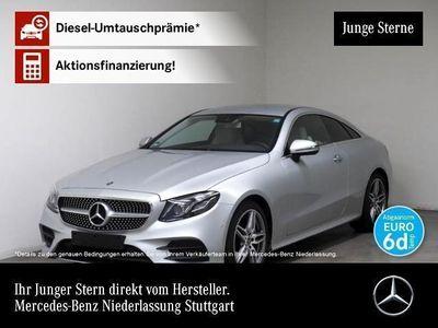 gebraucht Mercedes E400 Cp. d 4M AMG Multibeam COMAND Keyl-GO Kamera
