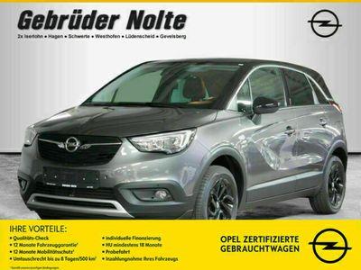 gebraucht Opel Crossland X 1.2 Turbo Innovation PDC SHZ NAVI