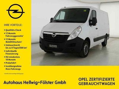 gebraucht Opel Movano B 2.3 CDTI Biturbo 145 (3,3t) L1H1 FWD