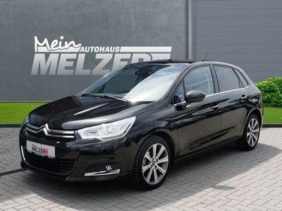 gebraucht Citroën C4 Lim. Shine Xenon+Navi+Einparkhilfe+Kurvenlicht