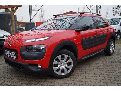 gebraucht Citroën C4 Cactus PureTech82 Feel, Rückfahrkamera