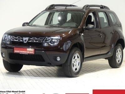 gebraucht Dacia Duster 1.6 Laureate 1.Hd Klima Euro 6