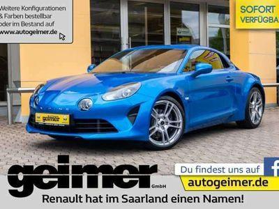 gebraucht Renault Alpine A110 Pure Edition | 18' Fuchs Schmiedefelgen, Sport-AGA