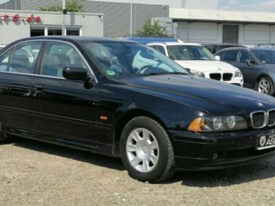 gebraucht BMW 520 i +XEN+PDC+LMF+SD+DSC+Ambiente+Klima+Navi