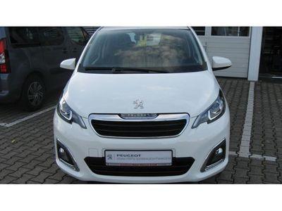 gebraucht Peugeot 108 1.2 VTi Allure, Klima, Bluetooth, LM Felgen