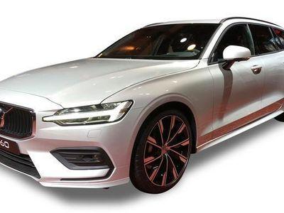gebraucht Volvo V60 Business MJ 2021/SHZ/KLIMAAUT. D4 140 kW (190PS) 8-Gang Geartronic, Euro 6d-TEMP [2]