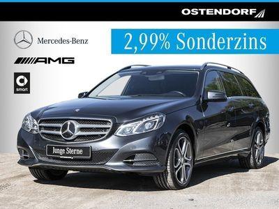 gebraucht Mercedes E250 T 4M *Avantgarde*Sport-Paket*Distronic*
