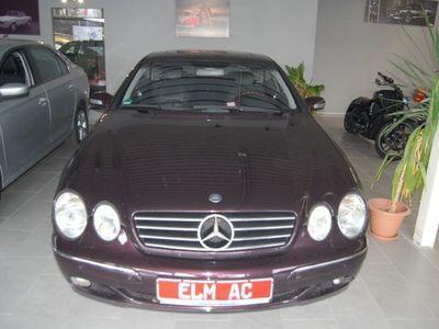 gebraucht Mercedes 500 CL-Coupe- Top