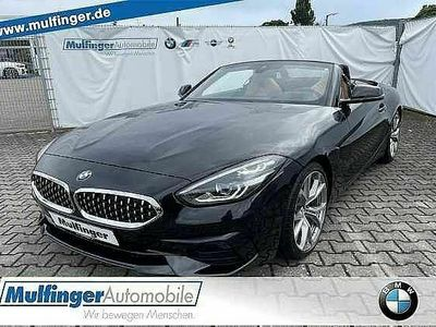 "gebraucht BMW Z4 sD 20i Sport Leder Sp-A.HUD LiveProf.HiFi 19"""