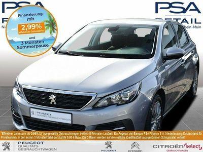 gebraucht Peugeot 308 PureTech 130 GPF S&S Active *3D-Navi*City&Sicht-Paket*