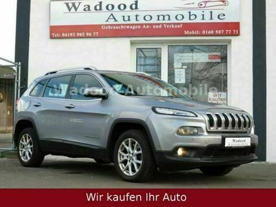 gebraucht Jeep Cherokee 2.0 MJ Longitude 4WD+NAVI+AUTOMATIK