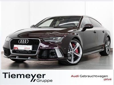 gebraucht Audi RS7 Sportback + 4.0 TFSI Q UPE173 LM21 BuO+ S-AGA HuD TV