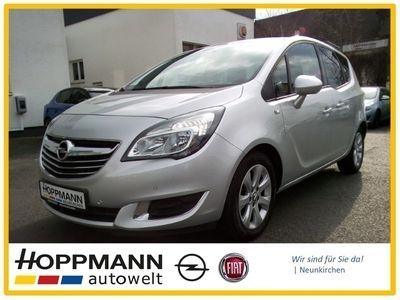 gebraucht Opel Meriva B 1.4 Turbo Exellence, NAVI, Parkpilot