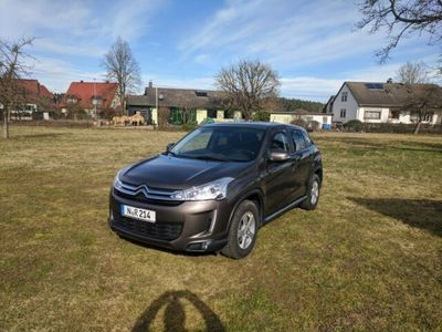 gebraucht Citroën C4 Aircross HDi 150 Stop & Start 4WD Exclusive