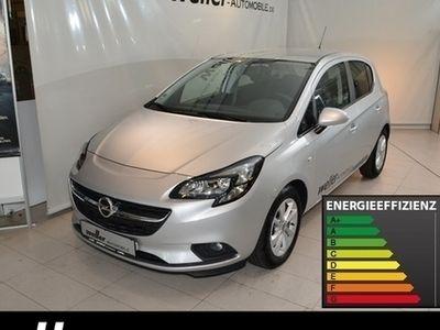 gebraucht Opel Corsa E 1.3 CDTI DRIVE Parksensoren Bluetooth