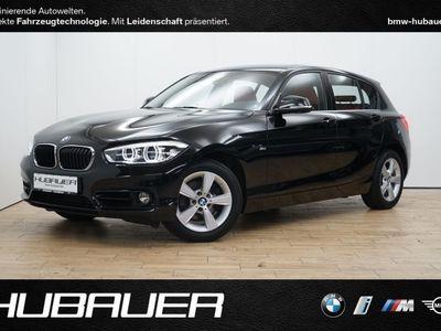 gebraucht BMW 120 i 5-Türer Sport Line