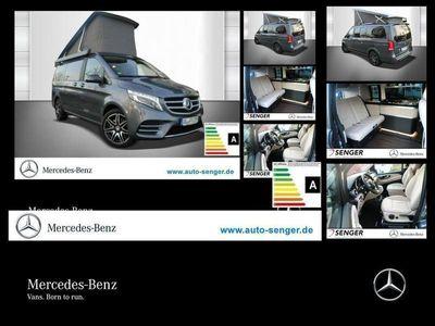 gebraucht Mercedes V250 V-Klassed MARCO POLO AMG+ALLRAD+ILS-LED+COMAND