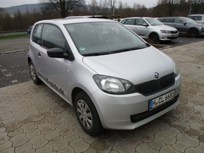 gebraucht Skoda Citigo 1.0 Cool Edition 3-Türer +CD Radio/Klima/