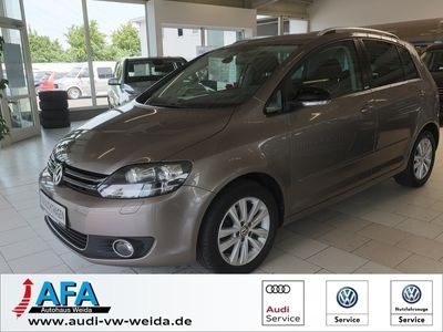 gebraucht VW Golf Plus 1,4 TSI Style Xenon,SHZ