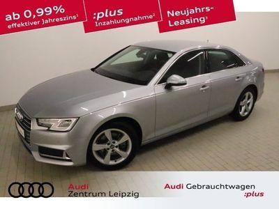 gebraucht Audi A4 Limousine Sport 35 TFSI *S tronic*DAB*
