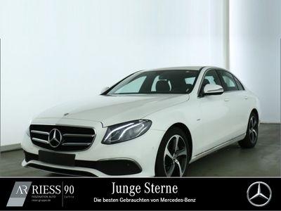 gebraucht Mercedes E220 Avantgarde Sportstyle Navi LED Kamera U