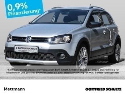 gebraucht VW Polo Cross 1.2 BMT Klima,PDC,GRA,LM 17 Zoll