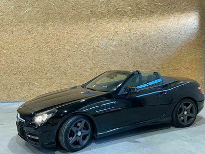 gebraucht Mercedes SLK250 SLK 250 SLK RoadsterCDI AMG AIRSCARF AUTOMATIK