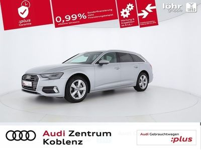 gebraucht Audi A6 Avant 40 TDI S tronic sport AHK ACC Alcantara