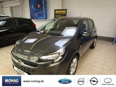 gebraucht Opel Corsa ON IntelliLink Tempomat Allwetter PDC