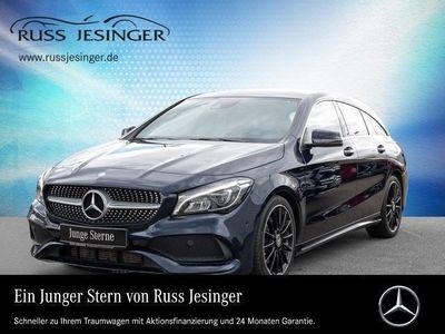 gebraucht Mercedes CLA250 4m SB AMG-Line *Leder*Comand*Parkpilot* AMG Line