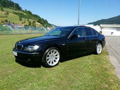 gebraucht BMW 730L d E65 als Limousine in Appenweier