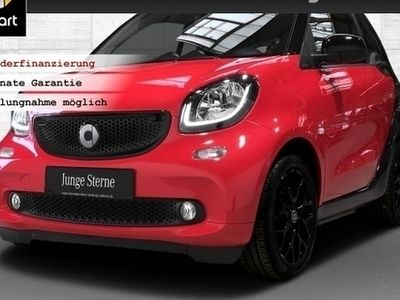 gebraucht Smart ForTwo Cabrio 66kW prime DCT cool&Audio Sport SHZ