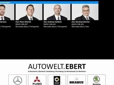 gebraucht Mercedes Sprinter II Kasten (01.2006->)