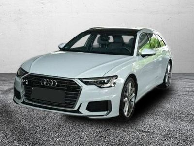 gebraucht Audi A6 Avant 45 TDI quattro Alcantara/AHK/S line/LED