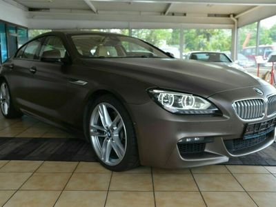 gebraucht BMW 650 650 Gran Coupe i xDrive Individual M Paket B&O
