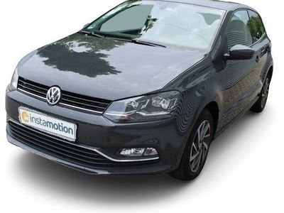gebraucht VW Polo Polo5 V 1.2 TSI Sound LED/Lederlenk/Sitzhzg